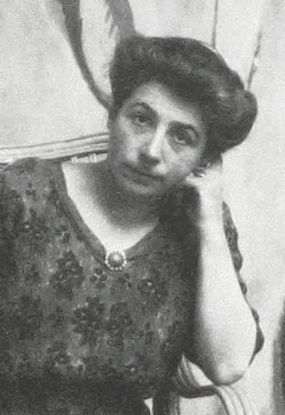 Amélie Noellie Matisse-Parayre