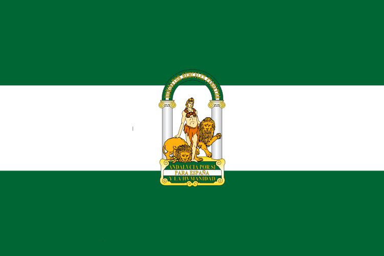 Andalucía (flag)
