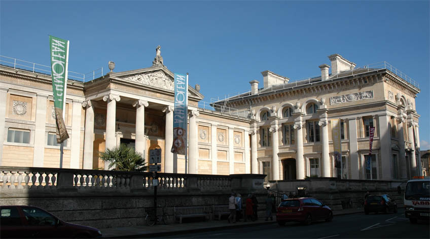 Ashmolean Museum of Art and Archaeology (Oxford)