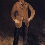 Autoportrait au chapeau (1878-1879)