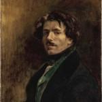 Autoportrait au gilet vert (c. 1837)