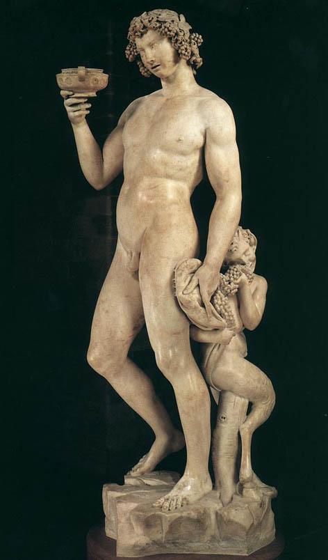 Bacco (1496-1497)