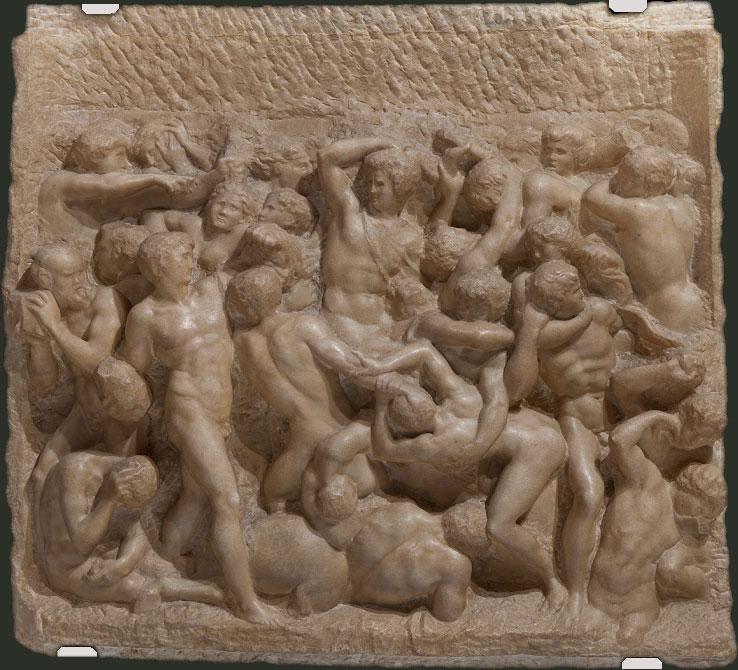 Battaglia dei centauri (1490-1492)