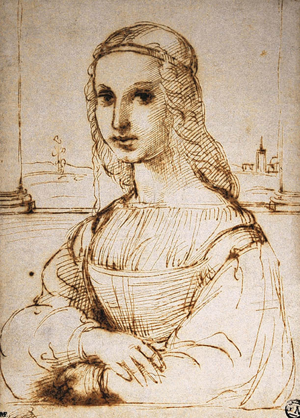 Busto femminile (1505-1507)