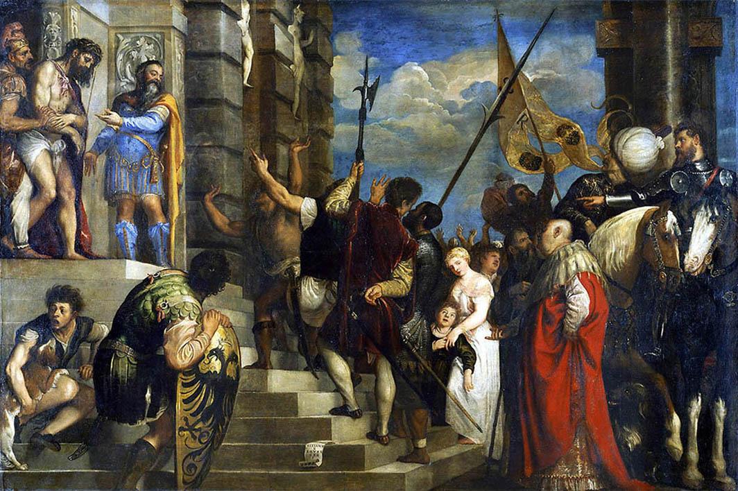 Ecce Homo (1543)