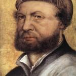 Holbein, Self-Portrait (1542-1543)