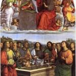 Incoronazione della Vergine, detta Pala Oddi (1502-1504)