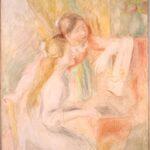 Jeunes filles au piano (1892-H)
