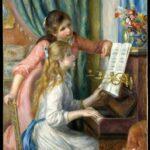 Jeunes filles au piano (1892-M)