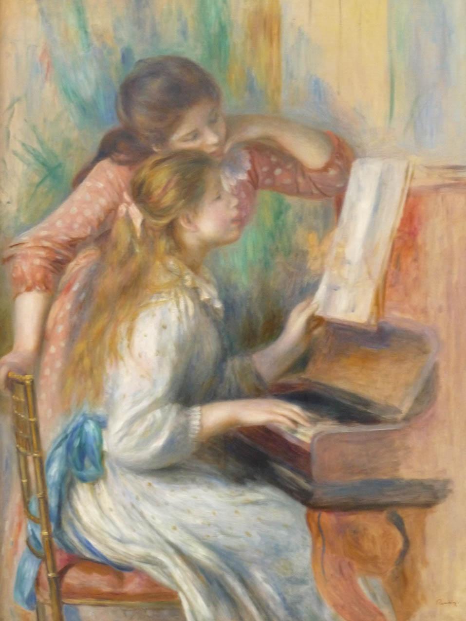 Jeunes filles au piano (c. 1892-O)