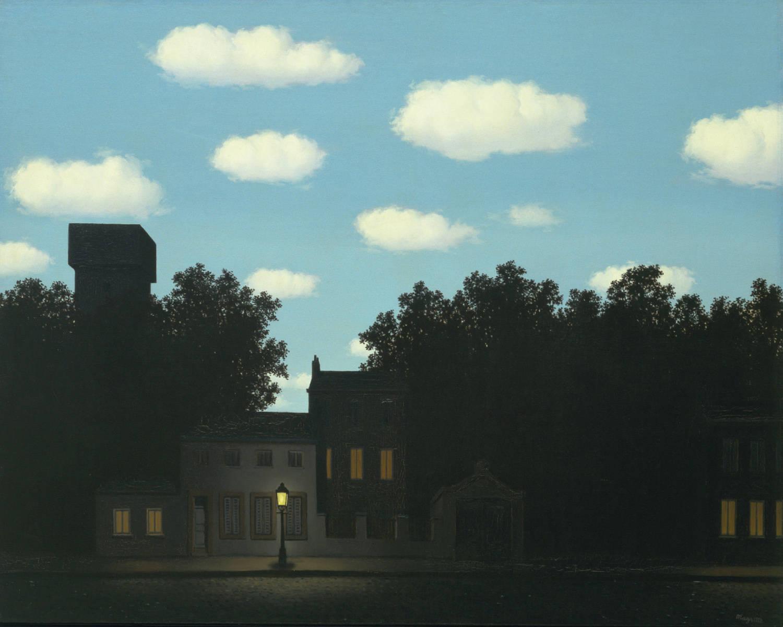 L'Empire des lumières, II (1950)