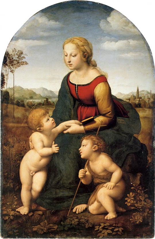 La Belle Jardinière (1507)
