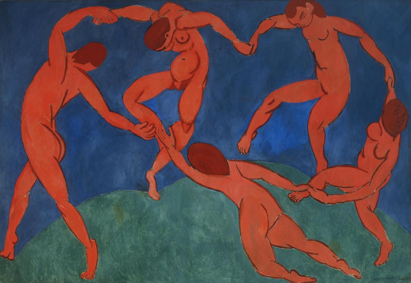 La Danse (1909-1910)
