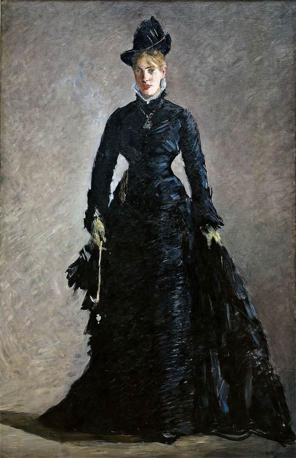 La Parisienne (c. 1875)