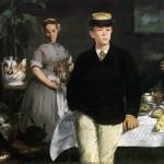 Le Déjeuner dans l'atelier (1868)