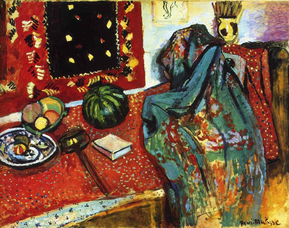 Le Tapis rouge (1906)