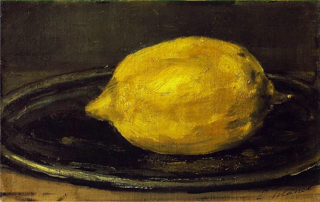 Le citron (1880)