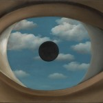 Ren magritte the ark of grace for Magritte le faux miroir