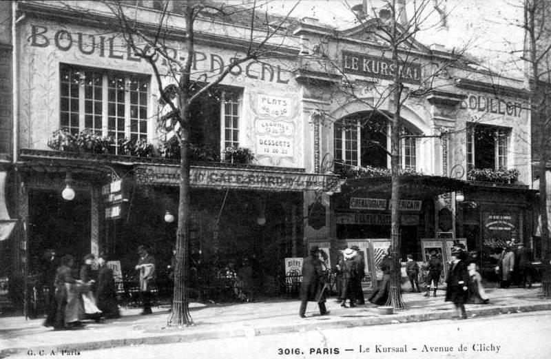 Le père Lathuille (Paris)