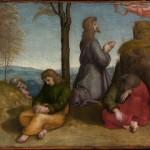 L'orazione nell'Orto (1504-1505)