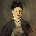 Madame Manet (1874-1876)