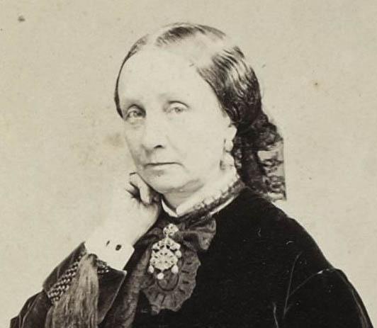 Madame Manet, née Eugénie-Désirée Fournier
