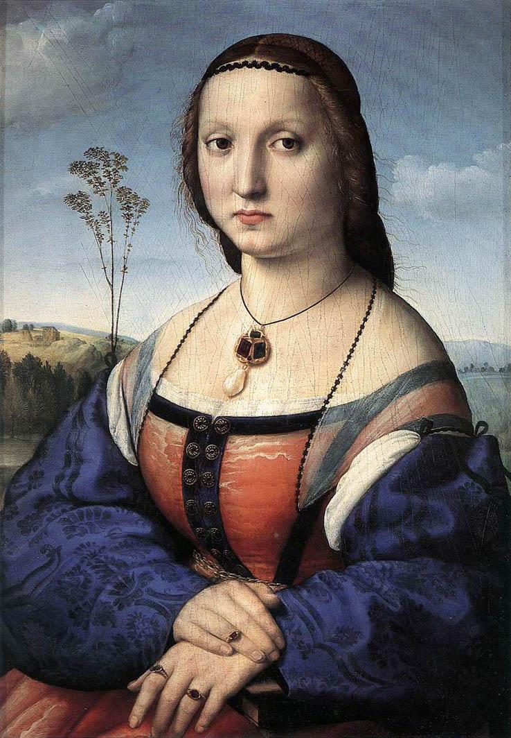 Maddalena Doni (1505-1506)