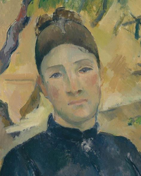 Marie-Hortense Fiquet , Madame Cézanne