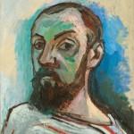 Matisse, Autoportrait (1906)