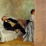 Monsieur et Madame Édouard Manet (1868-1869)