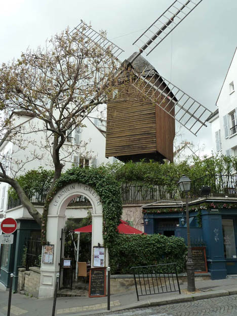 Moulin de la Galette (Paris)
