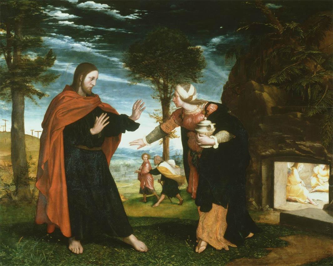 Noli me Tangere (1528)