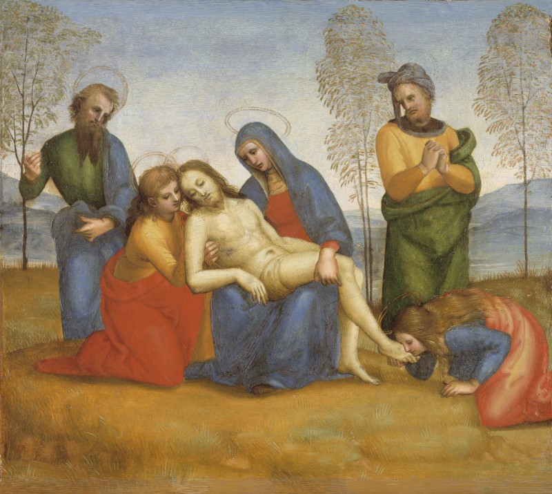 Pietà (1504-1505)