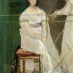 Portrait de Mademoiselle Claus (1868)