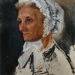Portrait de la mère de Renoir (1860)