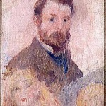 Portrait de l'artiste (1879)