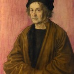 Portrait of Albrecht Dürer the Elder (1497)