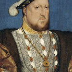 Portrait of Henry VIII of England (c. 1537)