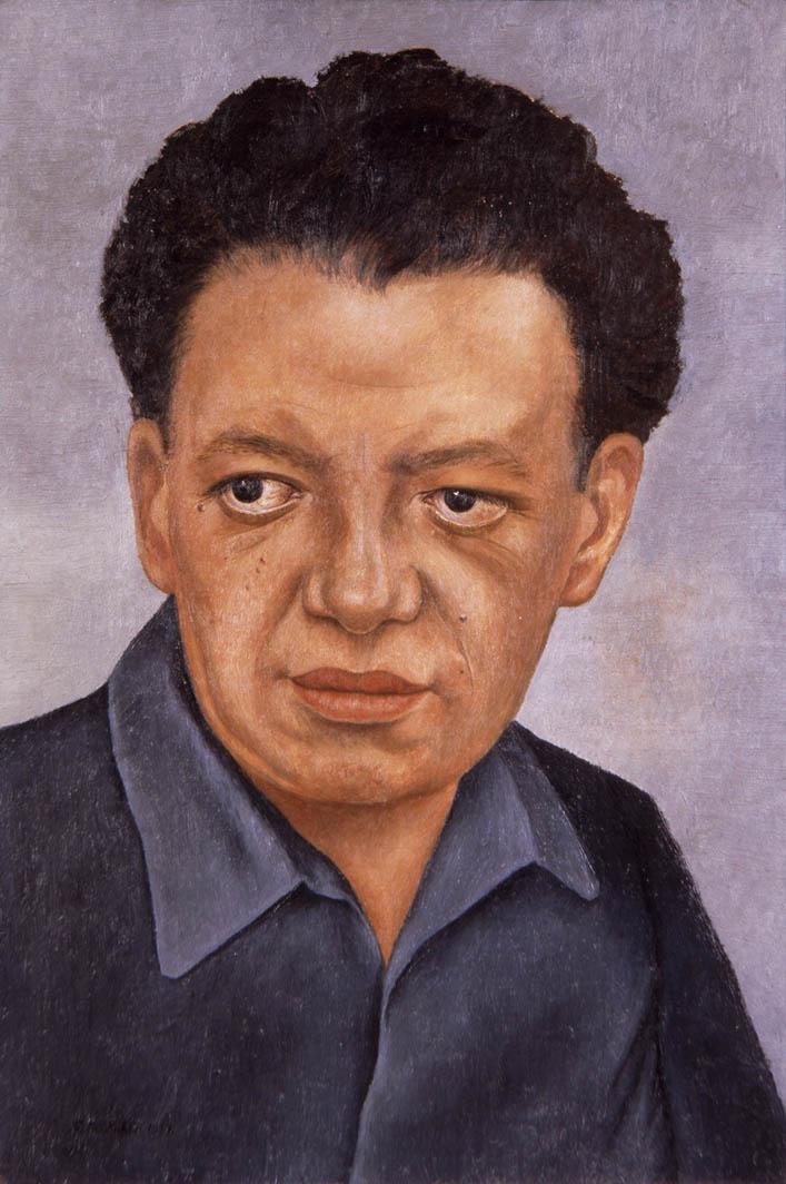 Retrato de Diego Rivera (1937)
