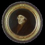 Roundel Portrait of Erasmus of Rotterdam (1532)