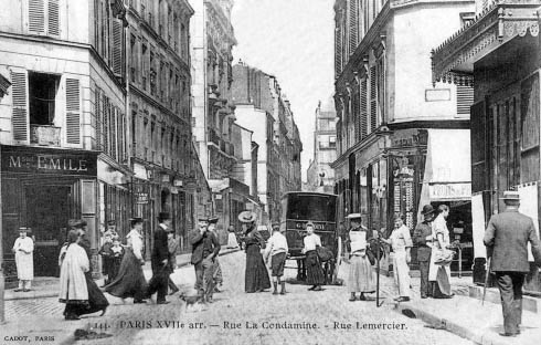 Rue La Condamine (Paris)