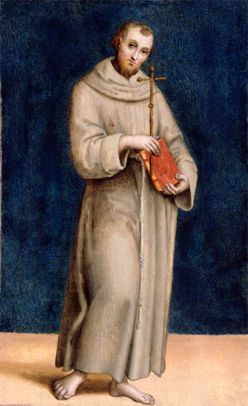 San Francesco d'Assisi (1504-1505)