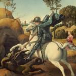 San Giorgio e il drago, Washington (c 1506)