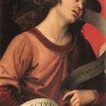 Angelo, Pala Baronci, Paris (1500-1501)