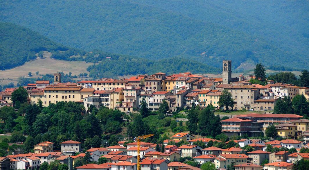 Bibbiena (Italia)