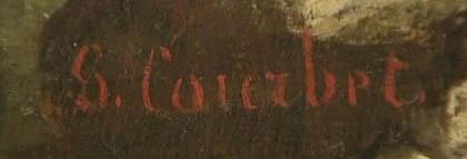 Courbet_signature