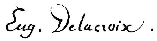 Delacroix_signature