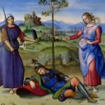 Il sogno del cavaliere (c. 1504)