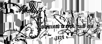 Jan Van Eyck_signature