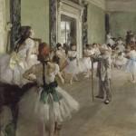 La classe de danse (1873-1876)